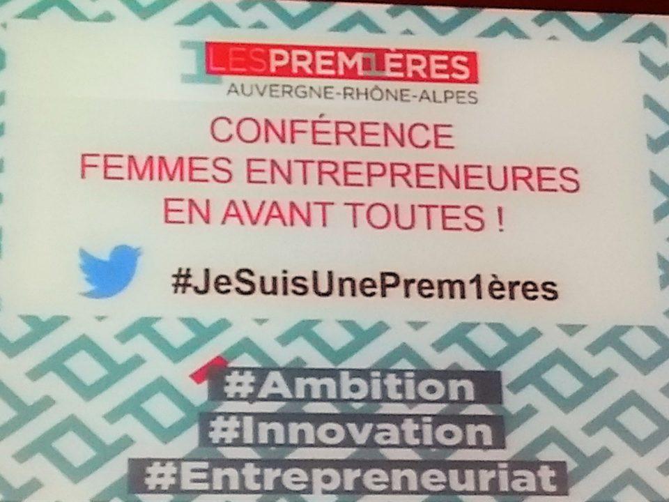conférences femmes entrepreneures