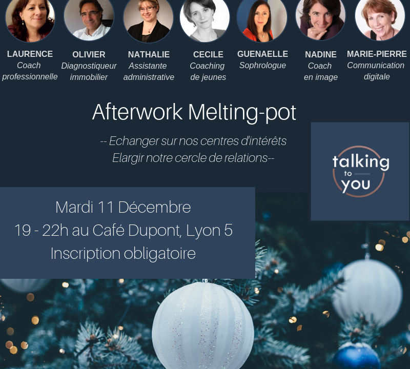 afterwork melting pot