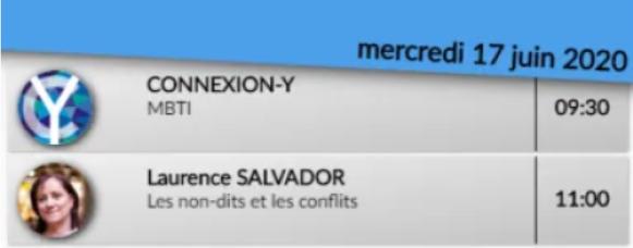 Atelier CONNEXION Y «Les non-dits et les conflits»
